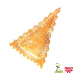 Triangles aux tomates et à la mozzarella