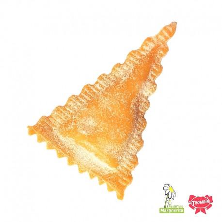 Triangoli Pomodoro e Mozzarella