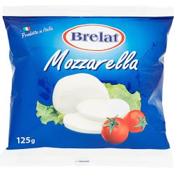 MOZZARELLA 100GR MADE IN ITALY