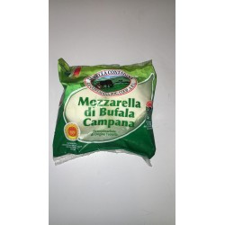 MOZZARELLA BUFALA CAMPANA 2X125 GR250