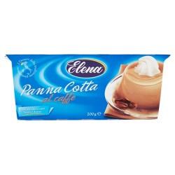 PANNA COTTA ELENA 200GR CAFFE'