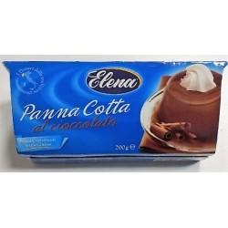 PANNA COTTA ELENA 200GR CIOCCOLATO