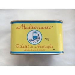 ACCIUGHE SICILIANE SOTT'OLIO 700GR