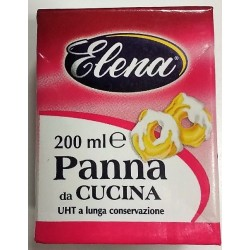 PANNA CUCINA ELENA ROSA 200ML