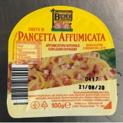 CUBETTI PANC. AFF. CRUDA 100GR