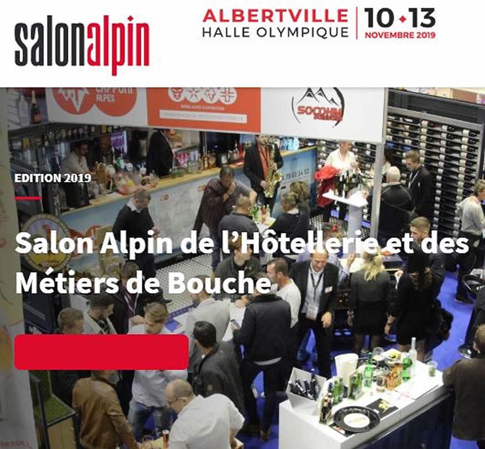 salon alpin