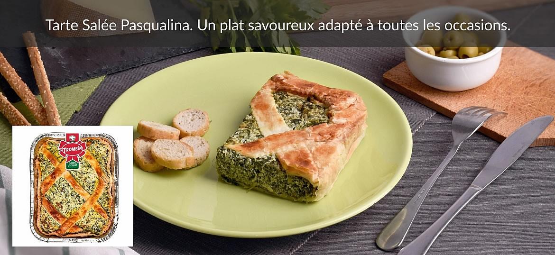 Tarte Salée Pasqualina